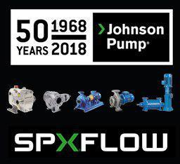 50 years Johnson Pump